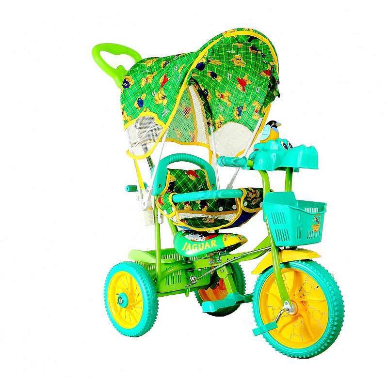 Купить Велосипед детский Jaguar MS-0737 зеленый,