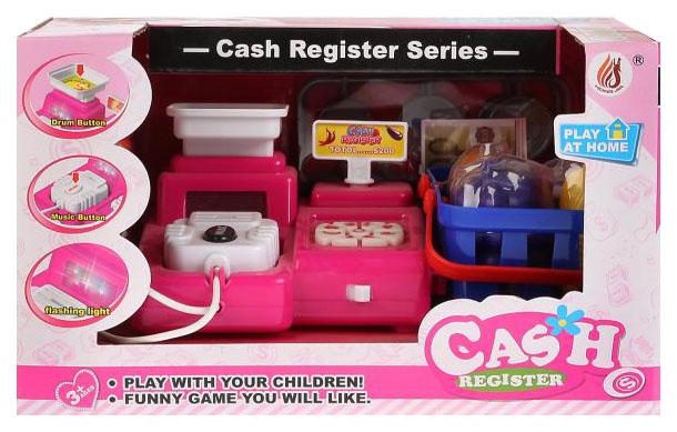 Касса игрушечная Shantou Gepai Csah 8089A-2