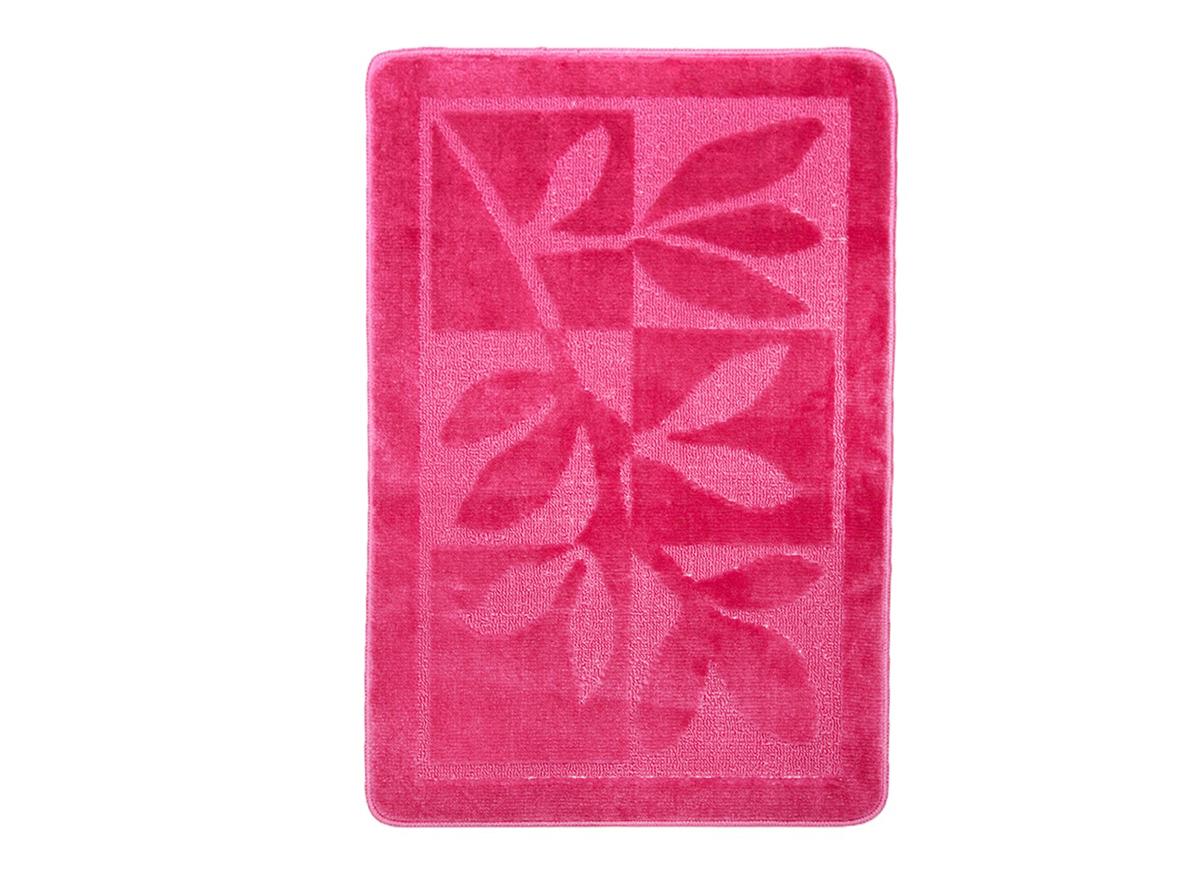 Коврик для ванной ЭКО розовый, SHAHINTEX 5328