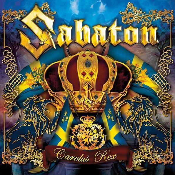Sabaton Carolus Rex (RU)(CD)