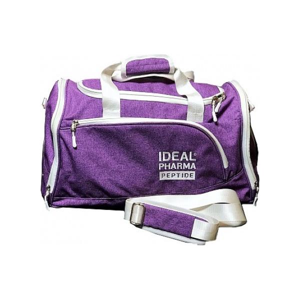 Спортивная сумка STL фиолетовая