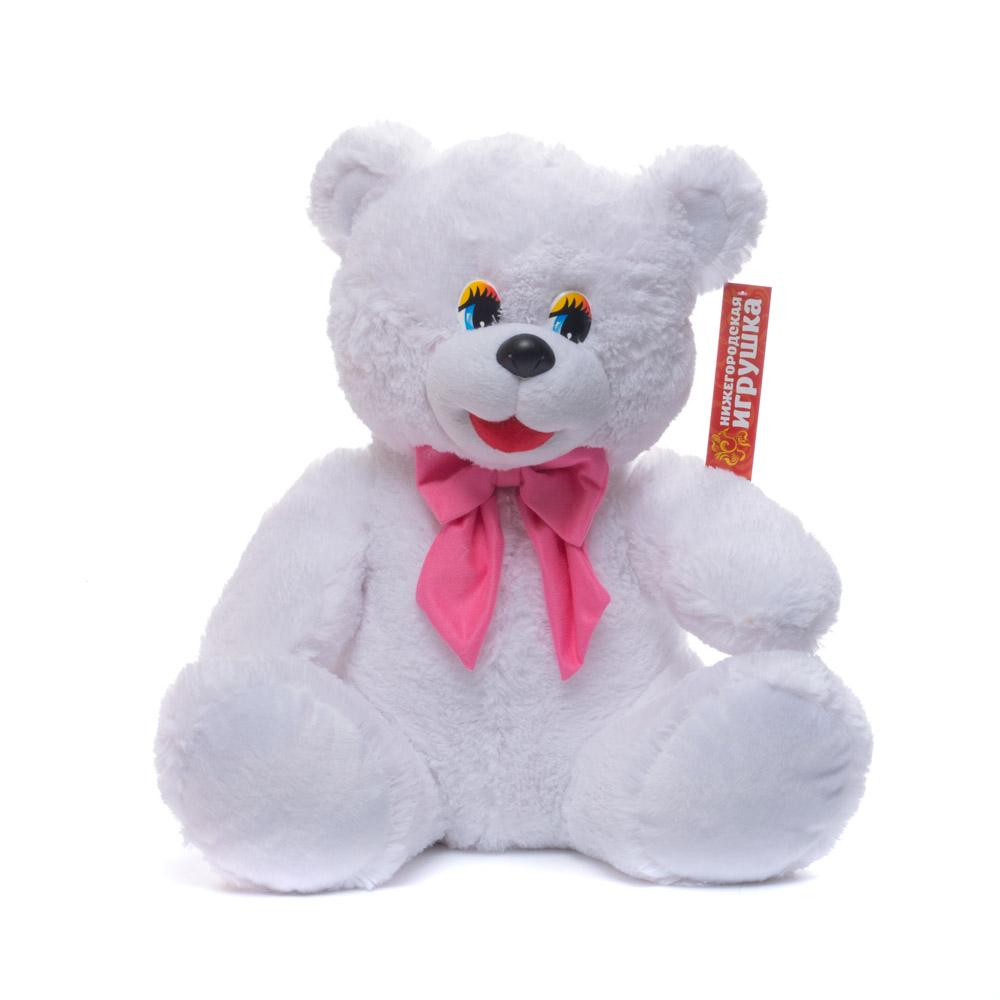 Купить Мягкая игрушка Медведь НИЖЕГОРОДСКИЙ средний 55 см Нижегородская игрушка См-586-5, Мягкие игрушки животные