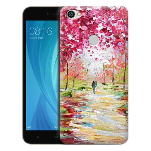 Чехол Gosso Cases для Xiaomi Redmi Note 5A Prime «Весенняя роща»