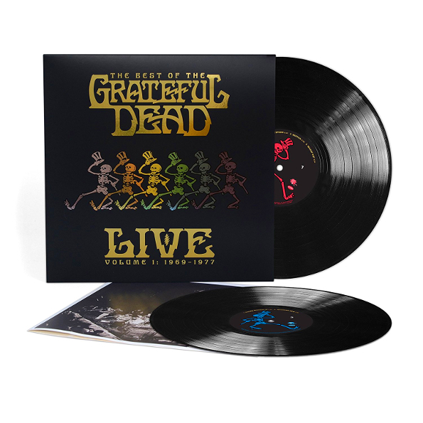 Grateful Dead The Best Of The Grateful