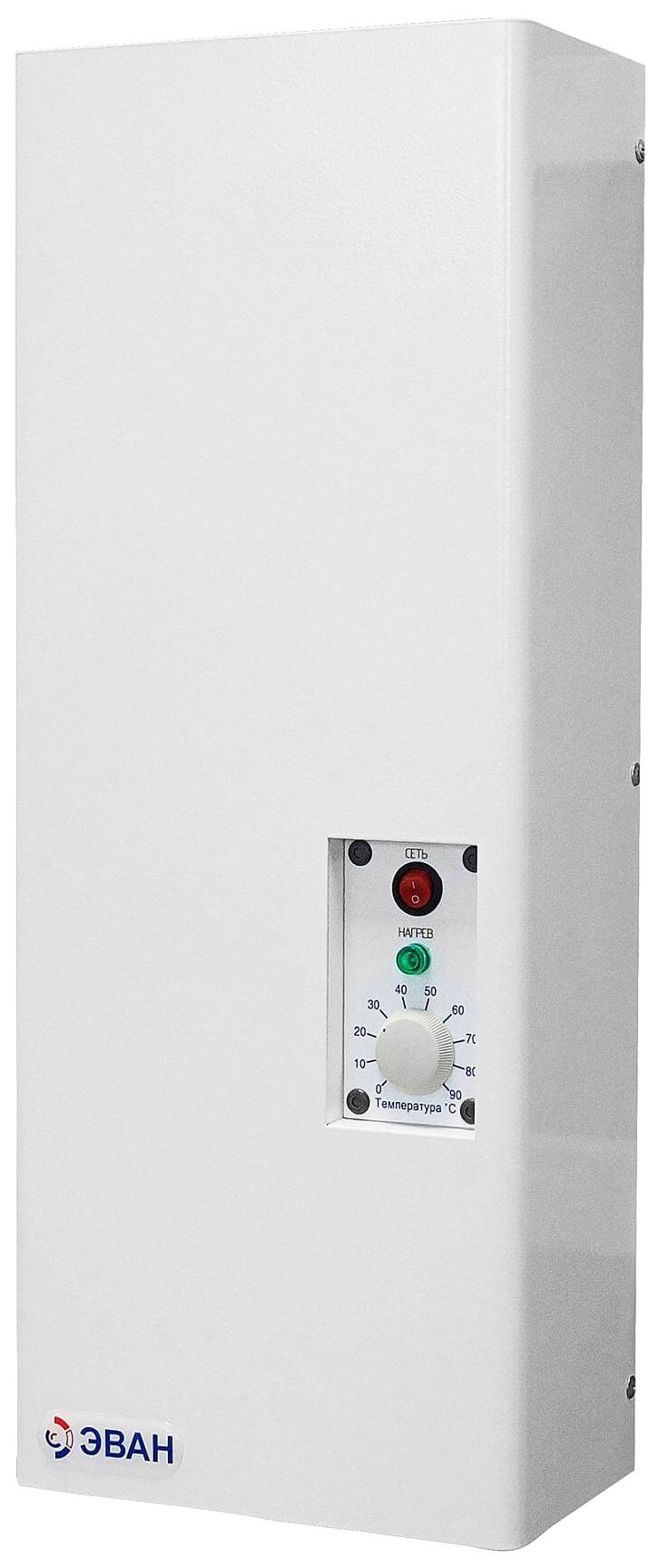 Электрический отопительный котел ЭВАН С2-18