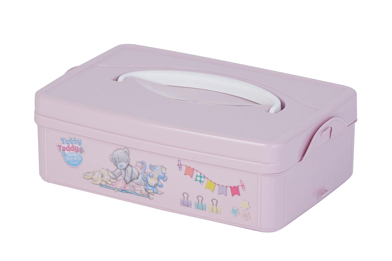 Ящик для хранения игрушек Бытпласт Me