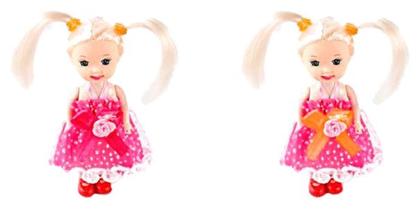 Купить Кукла Снежана с бантиком, 7.5 см Shantou, Shantou Gepai, Классические куклы