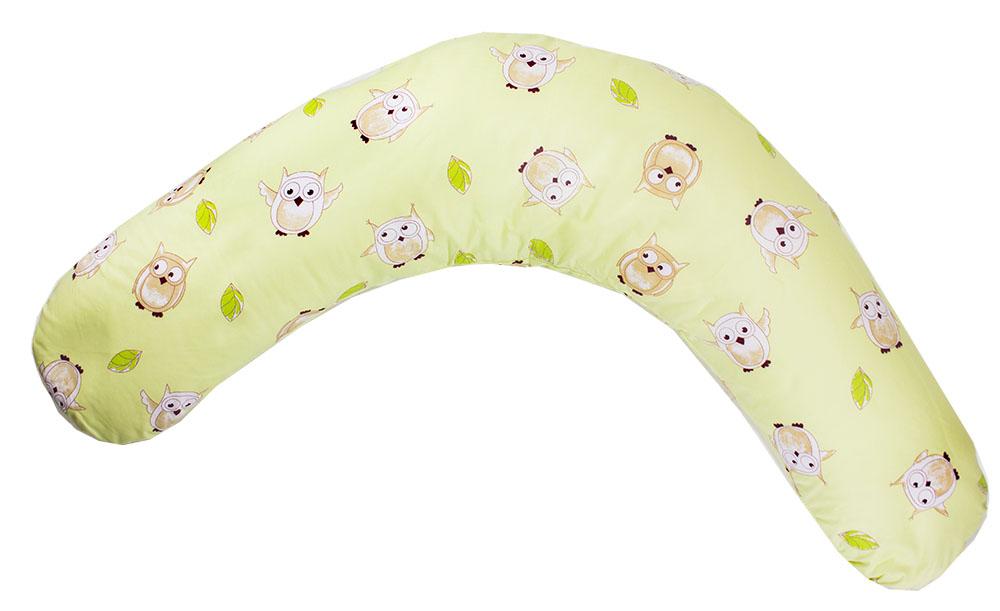 Подушка для будущих и кормящих мам I130(наволочка в комплекте)