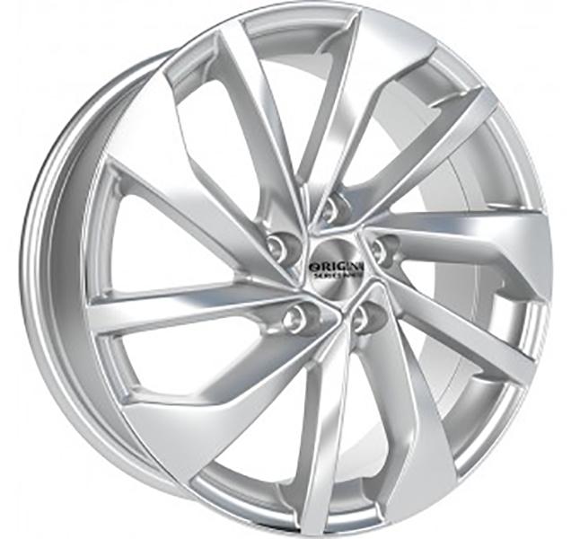 Колесные диски SKAD R J PCDx ET D WHS162409 KL-276 7x18/5x114,3 ЕТ45 D66,1 Сильвер (CAE WHS162409)