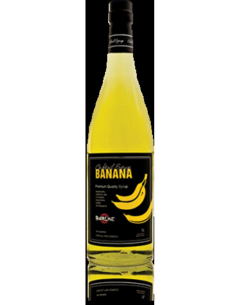Сироп Barline банан желтый