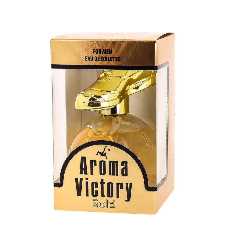 Туалетная вода для мужчин ПАРФЮМЕРИЯ XXI ВЕКА Aroma Victory Gold фото