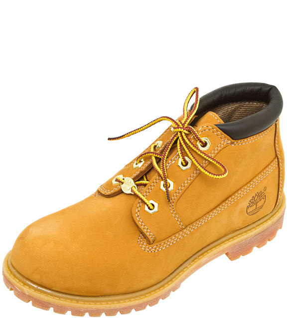 Ботинки женские Timberland TBL23399W желтые 9 US фото