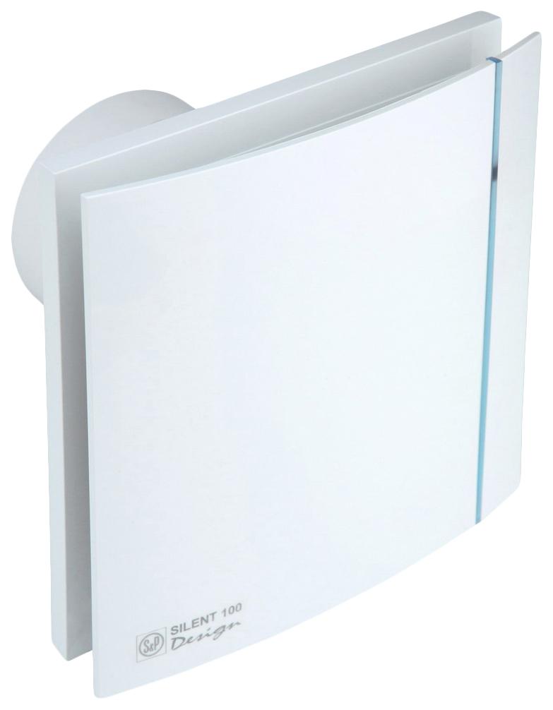 Вентилятор настенный Soler#and#Palau Design Silent-100 CRZ 03-0103-119