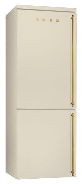 Холодильник Smeg FA8003PS Beige/Gold