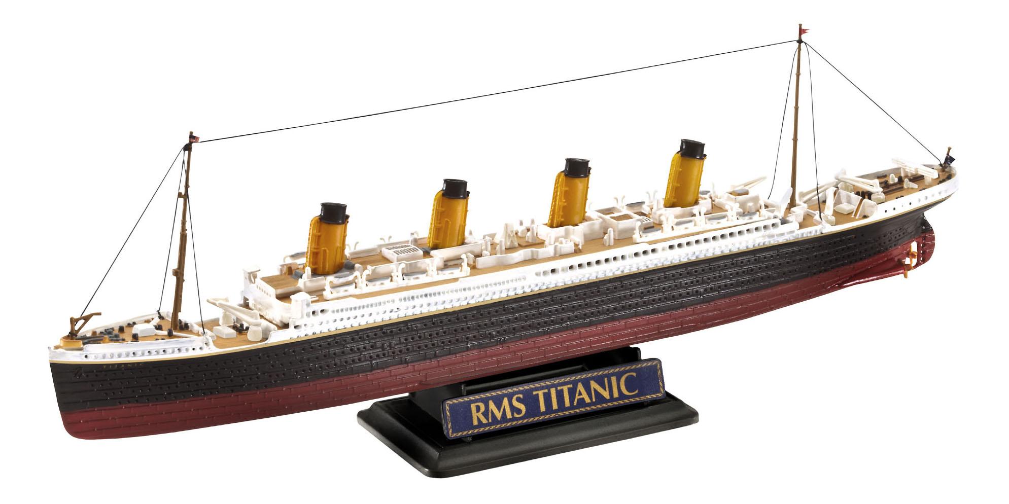 Подарочный набор корабль «титаник»