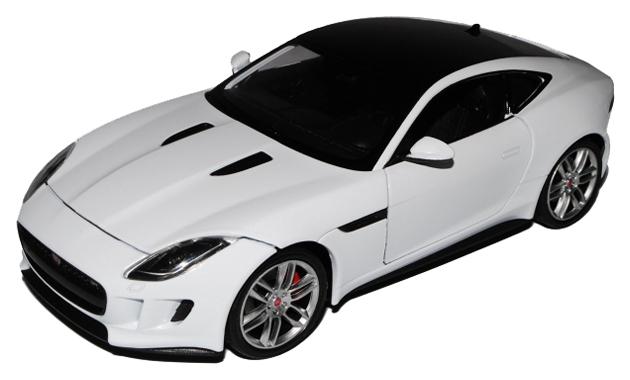 Купить Коллекционная модель Welly Jaguar F-Type 24060 1:24, Игрушечные машинки