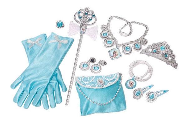 Купить Принцессы 82548 игровой набор из 12 предметов из серии холодное сердце, Boley, Игровые наборы