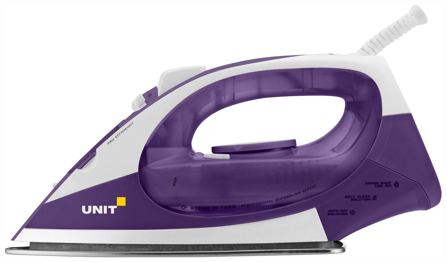 Утюг UNIT USI 282 White/Purple