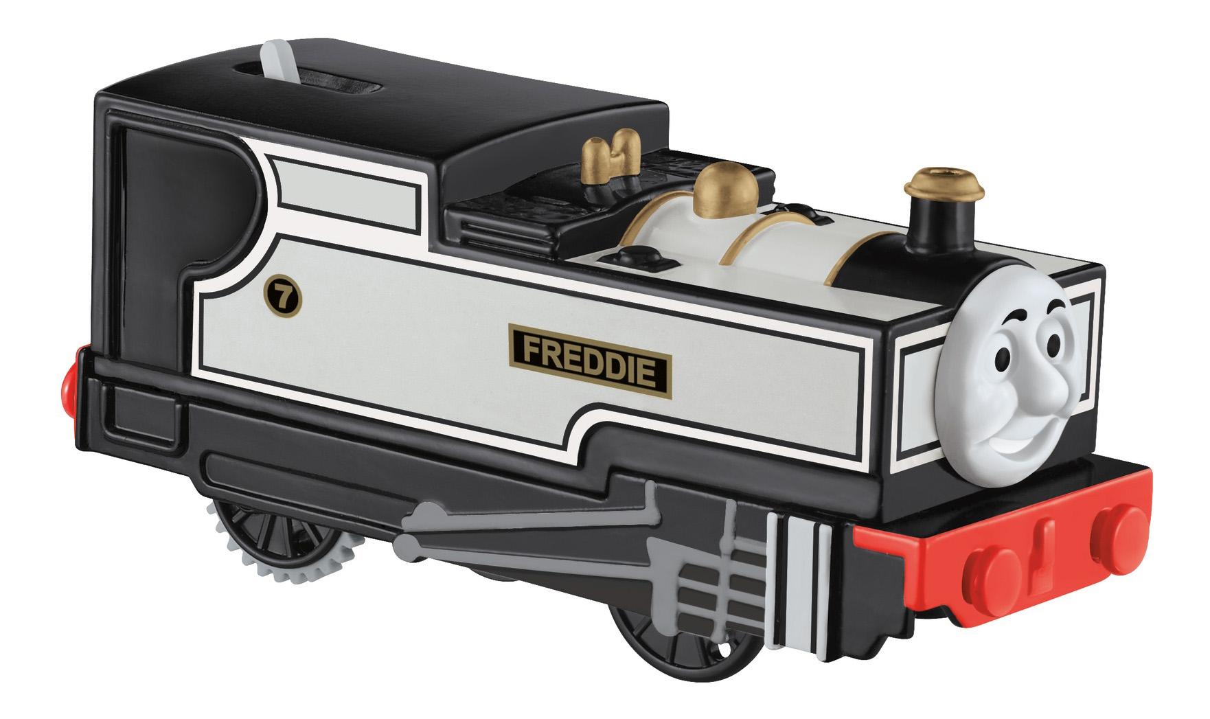 Купить Моторизированные паровозики, Локомотив Fisher-Price Thomas & Friends моторизированные Паровозики CKW29 DFN37, Детские железные дороги