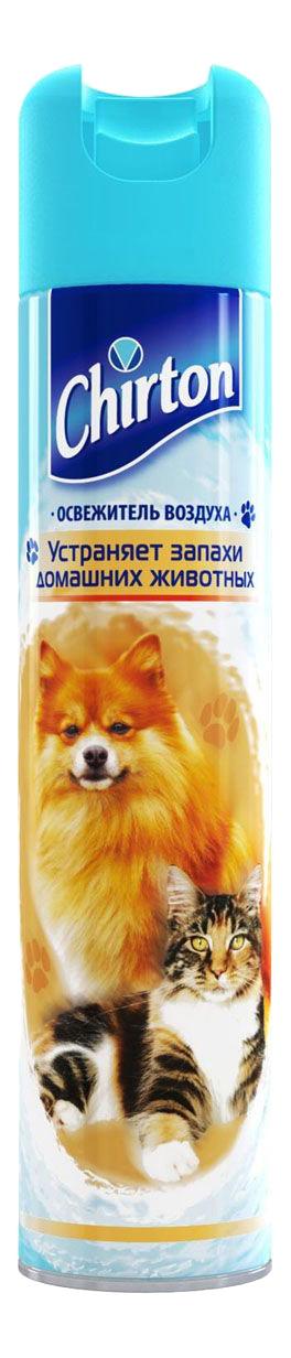 Освежитель воздуха Chirton от запаха животных 300 мл