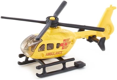 Вертолет Siku Вертолет скорой помощи 0856