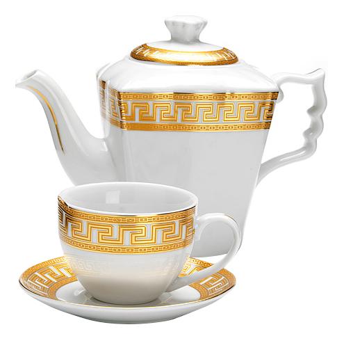 Чайный сервиз LORAINE 26426 13 пр.