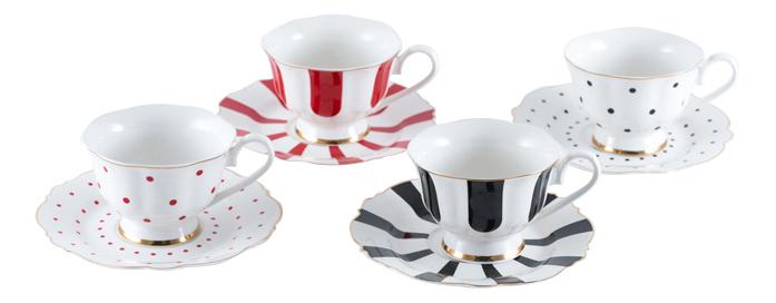 Чайный сервиз GIPFEL MODERN 3874 8 пр.