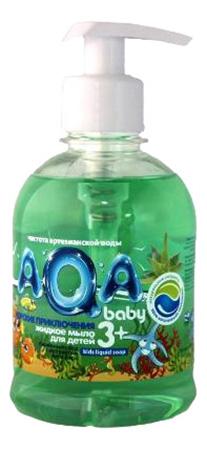 Мыло AQA BABY жидкое, для детей, \