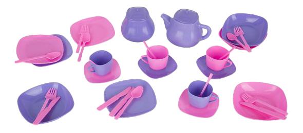 Набор посуды игрушечный Совтехстром Мальвина фото
