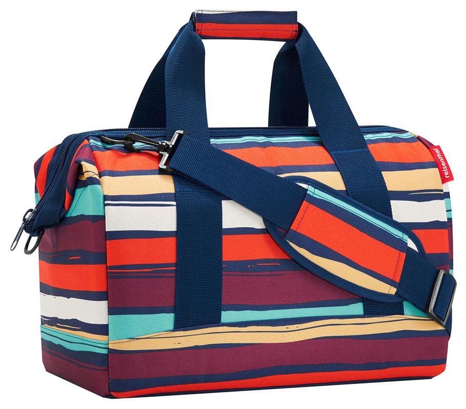 Дорожная сумка Reisenthel Allrounder Artist Stripes 40 x 24 x 33,5 фото