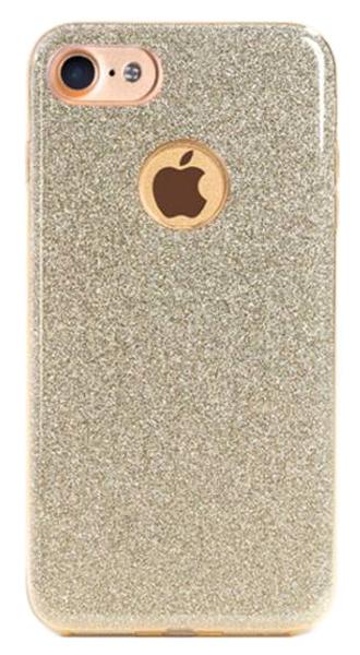 Чехол-накладка Remax Glitter для Apple iPhone 7 Золотистый