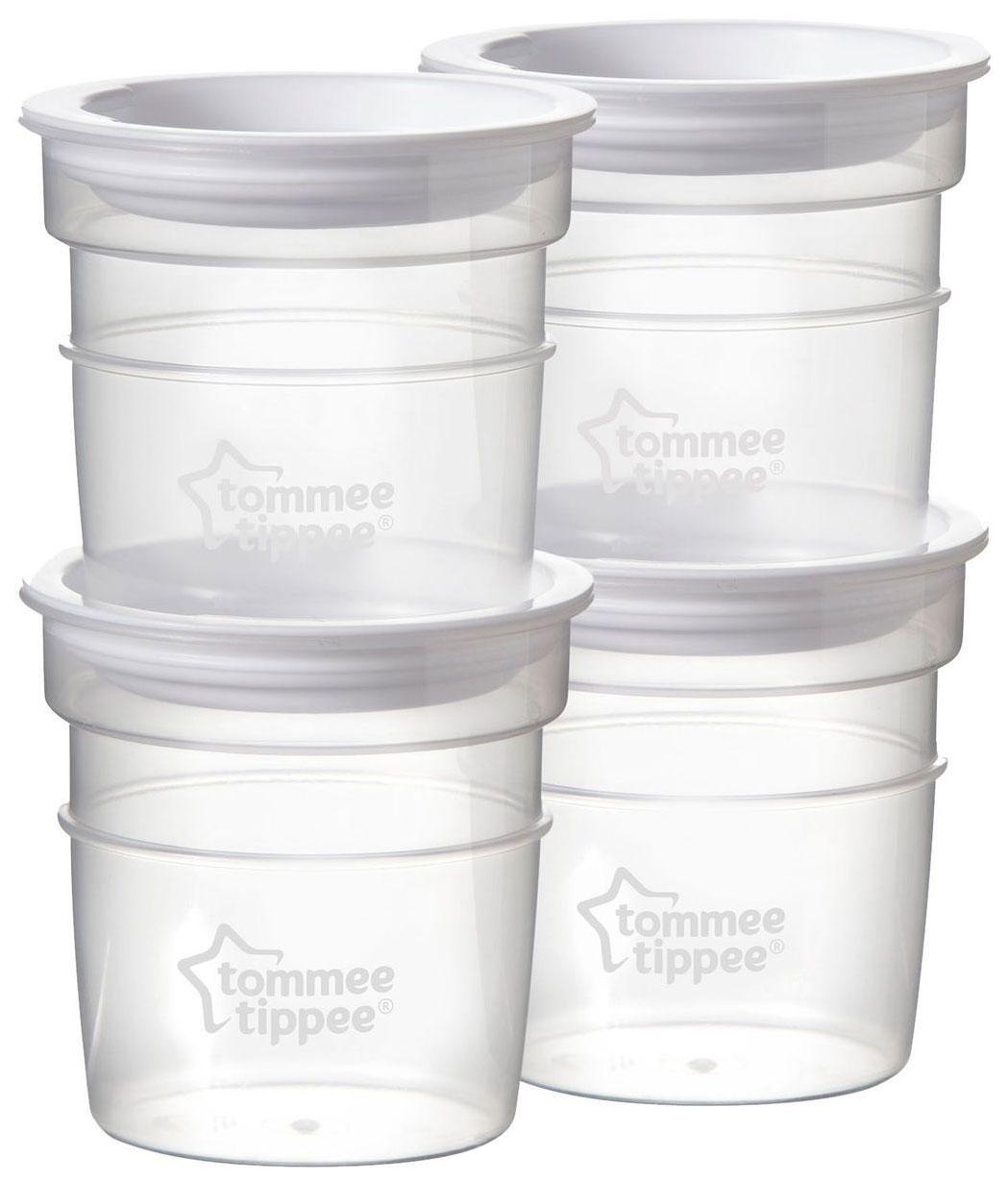 Набор контейнеров для хранения грудного молока Tommee