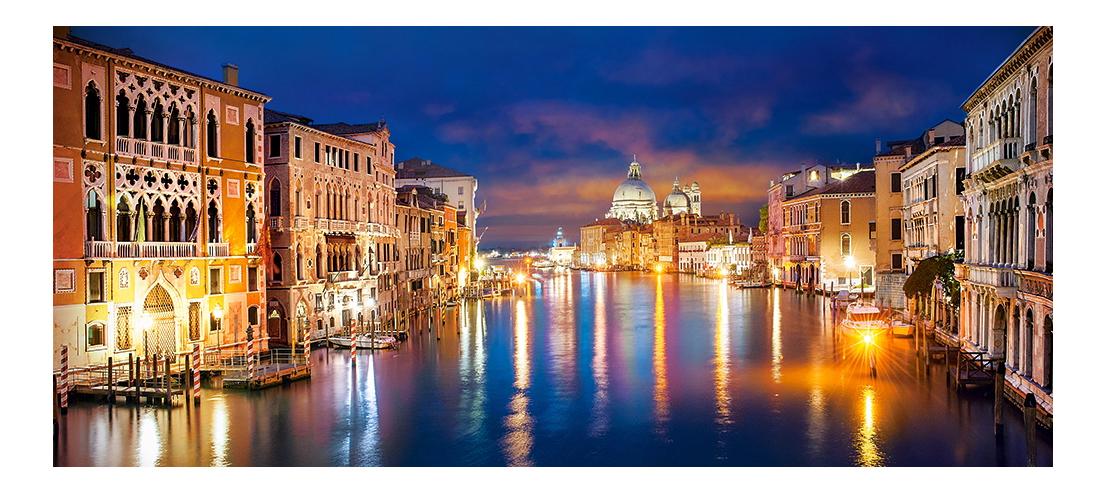 Пазл Castorland Большой канал. Венеция