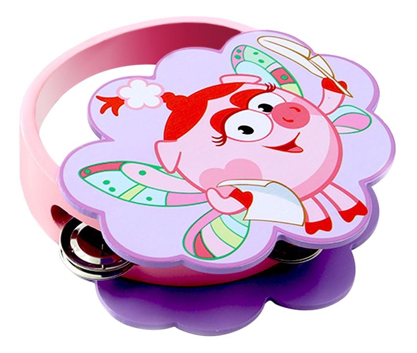 Бубен игрушечный Мир Деревянных Игрушек Нюша фото
