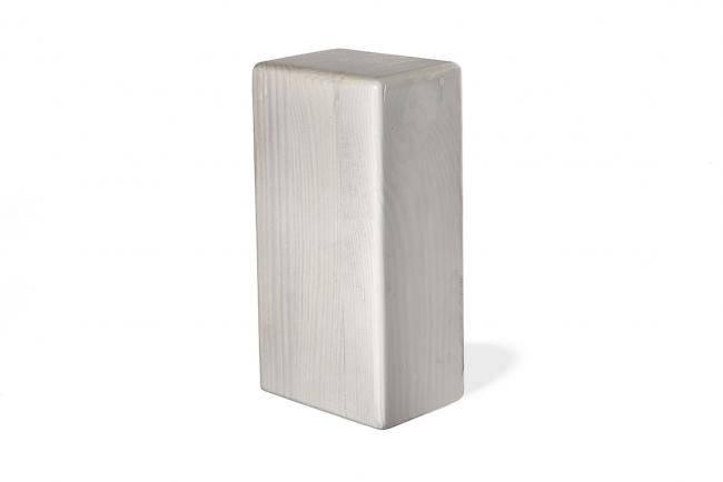 Кирпич для йоги RamaYoga премиум лакированный в глазури 515631
