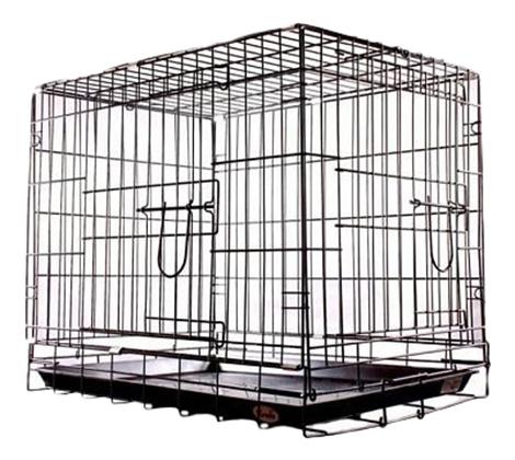 Клетка для собак KREDO 61x44x50