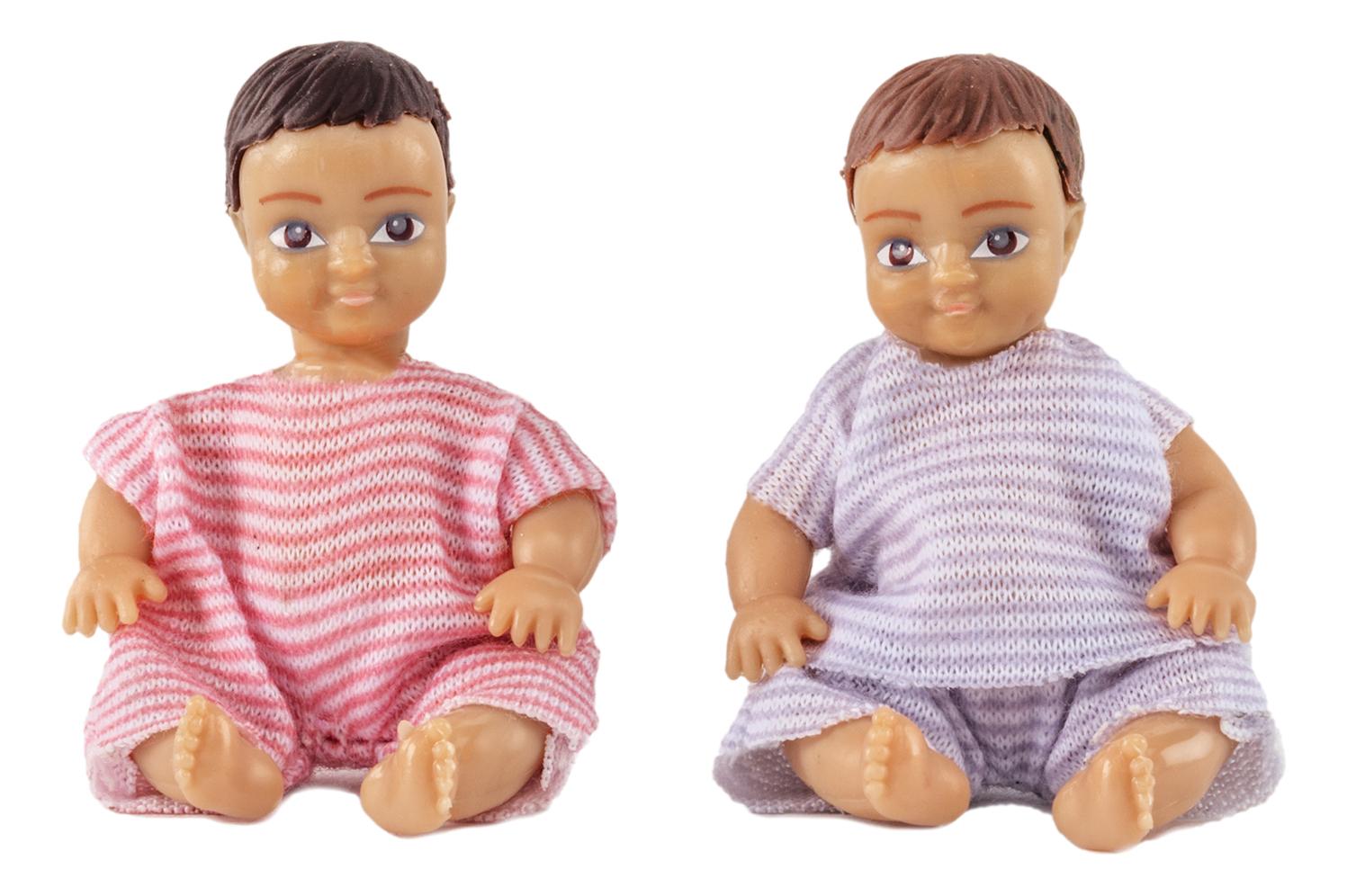 Набор кукол Lundby для домика два Пупса