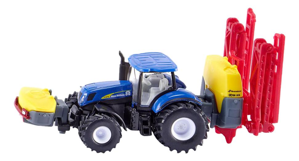 Купить Трактор New Holland с опрыскивателем Siku 1:87 1799, Строительная техника