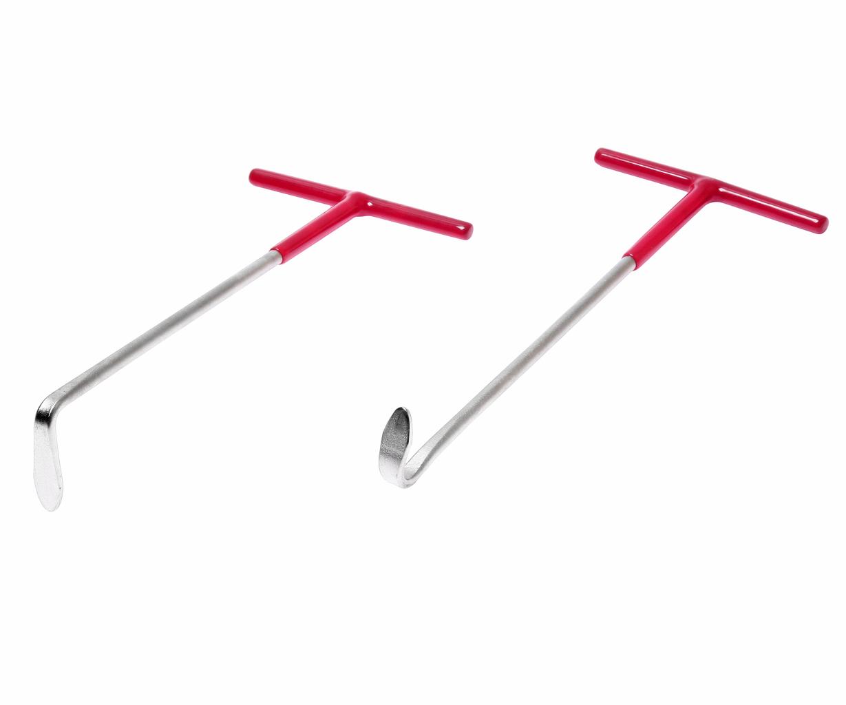 Крюки для снятия резиновых втулок крепления выхлопной