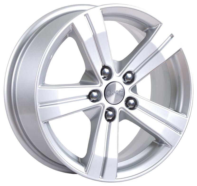 Колесные диски SKAD R16 6.5J PCD5x112 ET38 D66.6 350508 Мицар