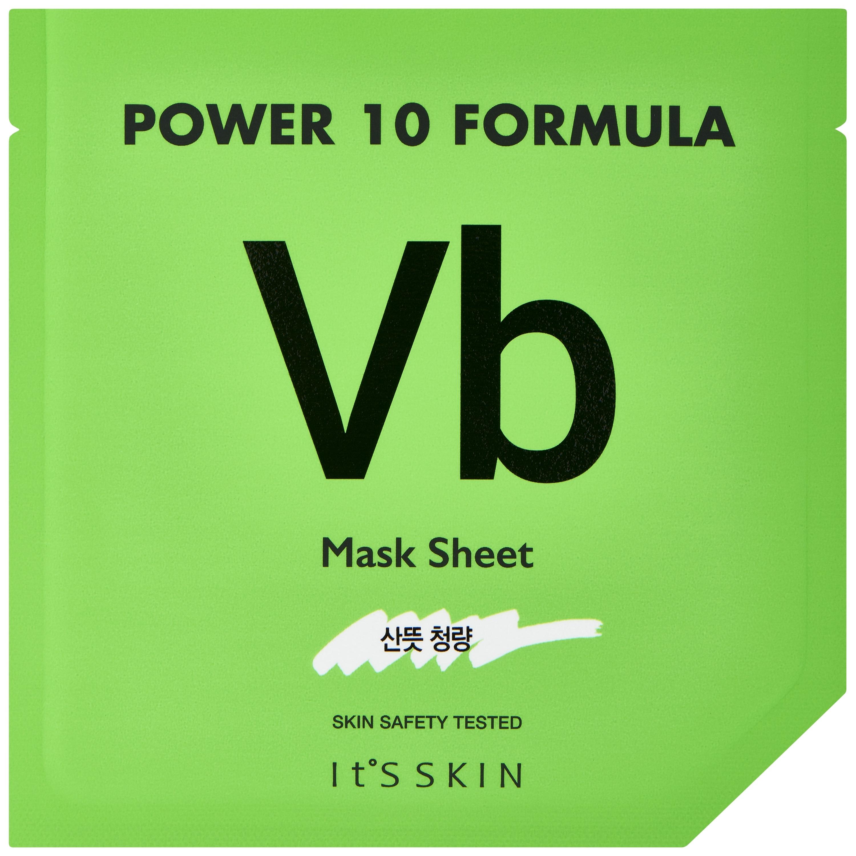Маска для лица It's Skin Power 10 Formula VB Для проблемной кожи 25 мл фото