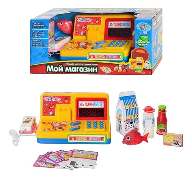 Касса мой магазин Play Smart Б45529