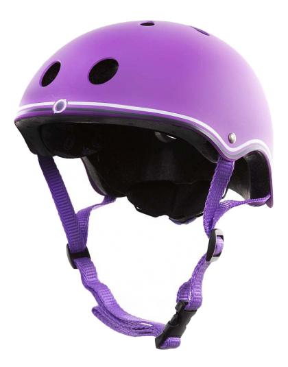 Купить Шлем Globber junior violet xs s 51 54 см 6660, Аксессуары для детских велосипедов