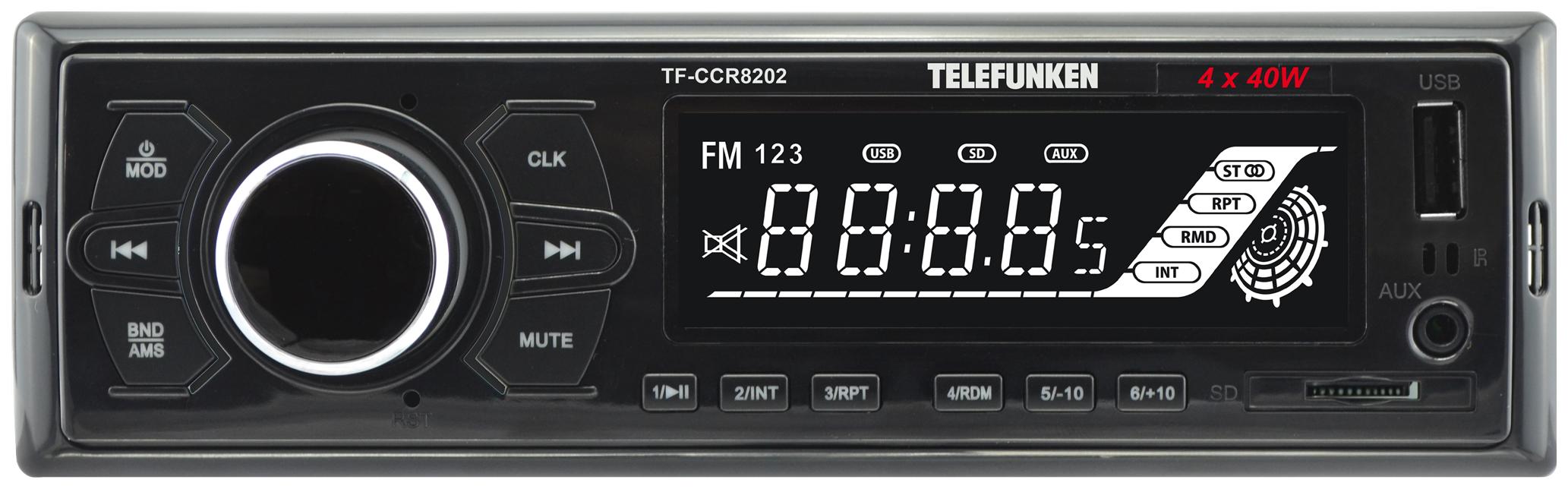 CAM Telefunken TF-CCR8202