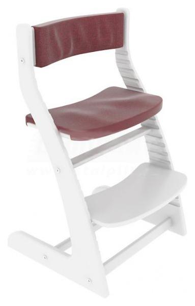 Мягкое основание для стула Бельмарко Усура бордовое