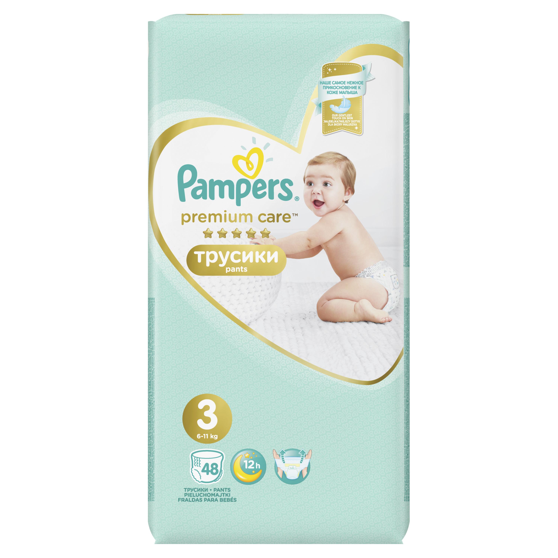 Трусики Pampers Premium Care 3 (6