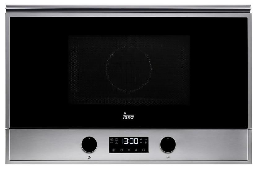 Встраиваемая микроволновая печь с грилем Teka WISH Total MS 622 BIS L фото