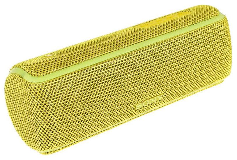 Беспроводная акустика Sony SRS-XB21/YC Yellow