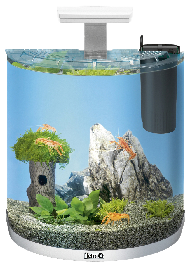 Аквариум для рыб, креветок, ракообразных Tetra AquaArt