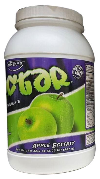 Протеин Syntrax Nectar 907 г Apple Ecstasy фото